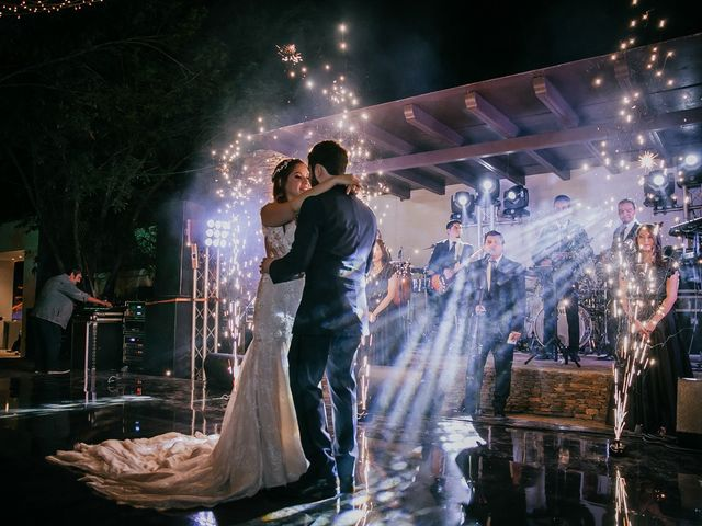 La boda de Valeria y Sebastián