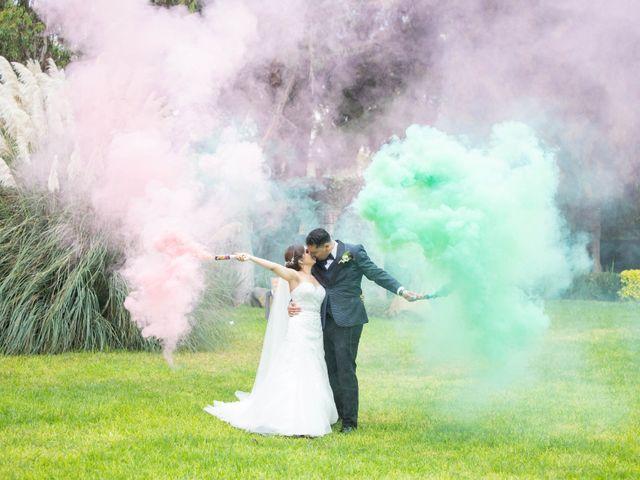 La boda de Angélica y Marco