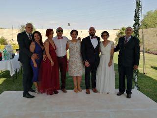 La boda de David  y Karla 3