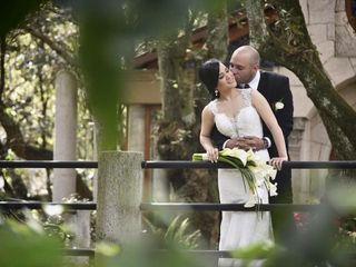 La boda de Susana y Shuy
