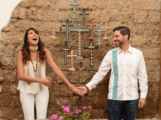 La boda de Gabriela y Aaron 1