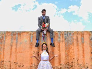 La boda de Gabriela y Aaron