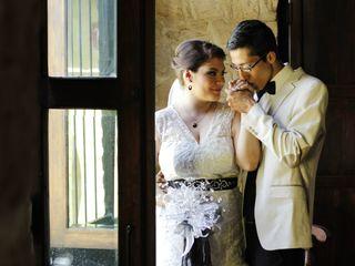 La boda de Lili y Luis