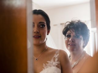 La boda de Gaby y Paco 1