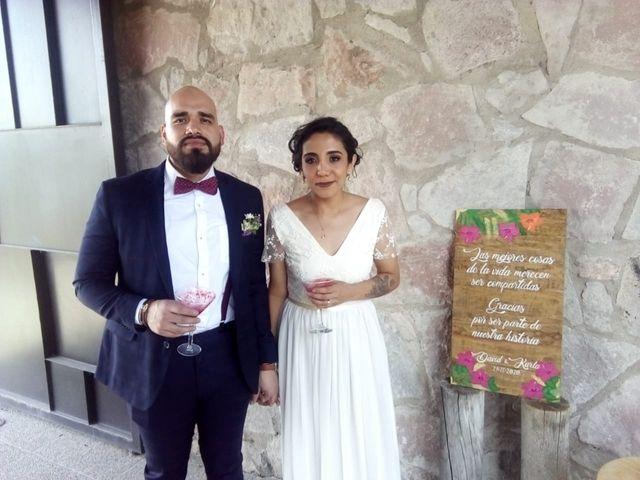 La boda de David  y Karla