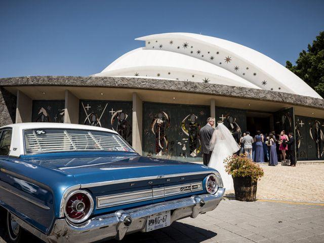 La boda de Paco y Gaby en Querétaro, Querétaro 11