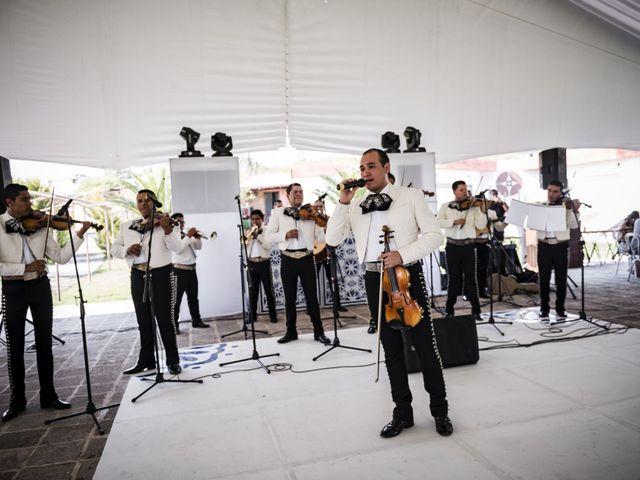 La boda de Paco y Gaby en Querétaro, Querétaro 36