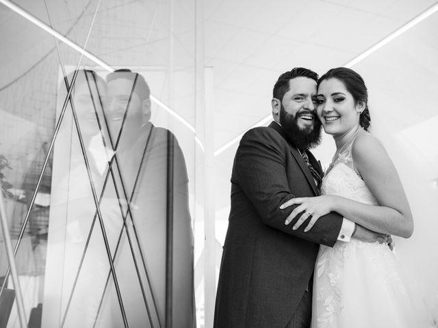 La boda de Paco y Gaby en Querétaro, Querétaro 42