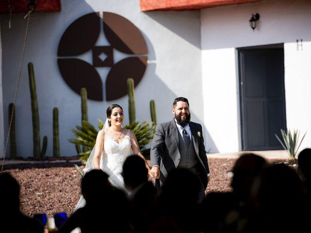 La boda de Paco y Gaby en Querétaro, Querétaro 51