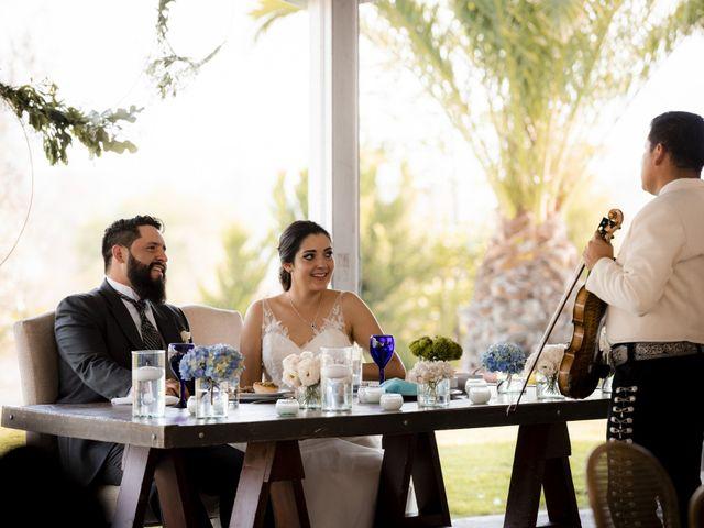 La boda de Paco y Gaby en Querétaro, Querétaro 59