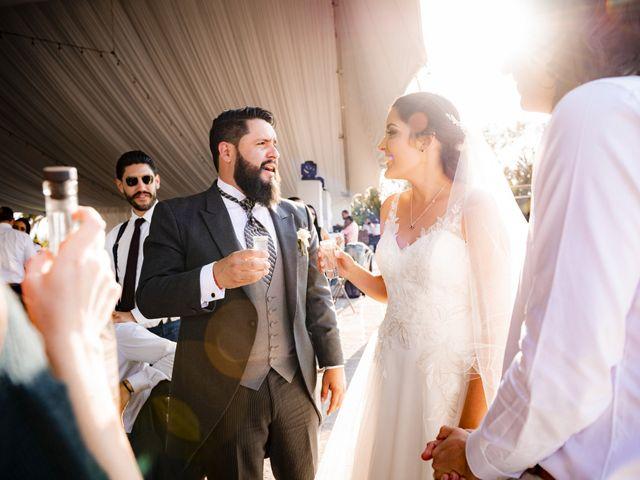 La boda de Paco y Gaby en Querétaro, Querétaro 60