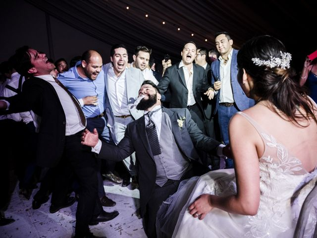 La boda de Paco y Gaby en Querétaro, Querétaro 77