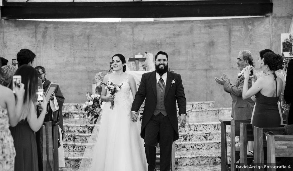 La boda de Paco y Gaby en Querétaro, Querétaro