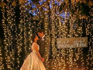 La boda de Cristina y Anthar 2