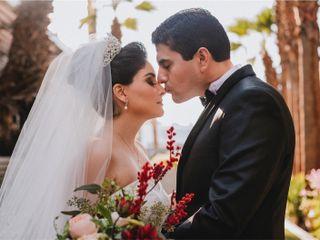 La boda de Laura y Aldo