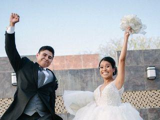 La boda de Gaby y Diego 1