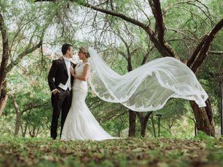 La boda de Magaly  y Ernesto Tito 1