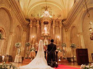 La boda de Magaly  y Ernesto Tito 3