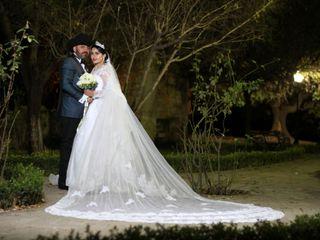 La boda de Susi y René