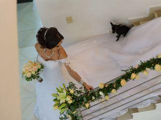 La boda de Lupita y Víctor 1