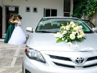La boda de Lupita y Víctor 2