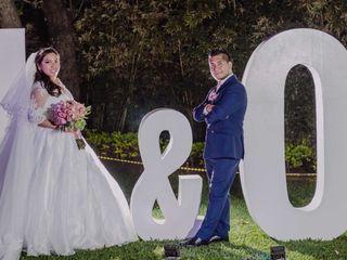 La boda de Lupita y Oliver