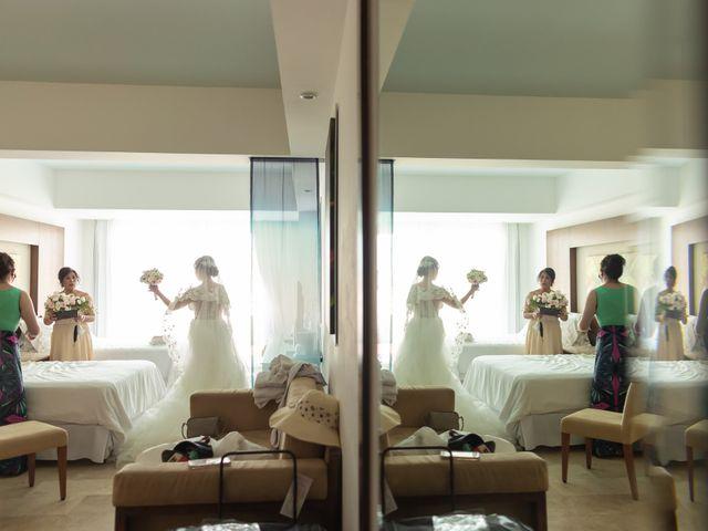 La boda de Raúl y Carmen en Nuevo Vallarta, Nayarit 4