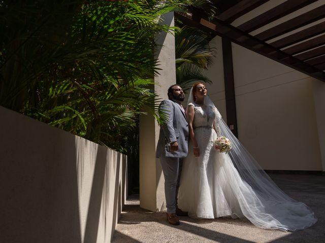 La boda de Raúl y Carmen en Nuevo Vallarta, Nayarit 12