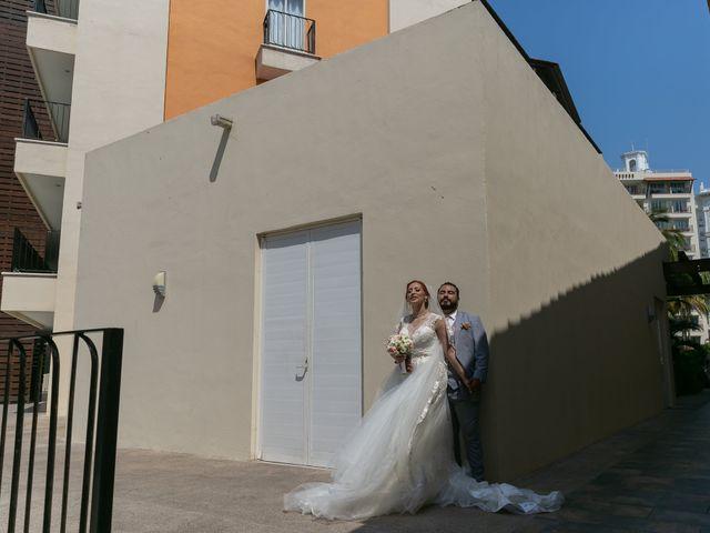 La boda de Raúl y Carmen en Nuevo Vallarta, Nayarit 13