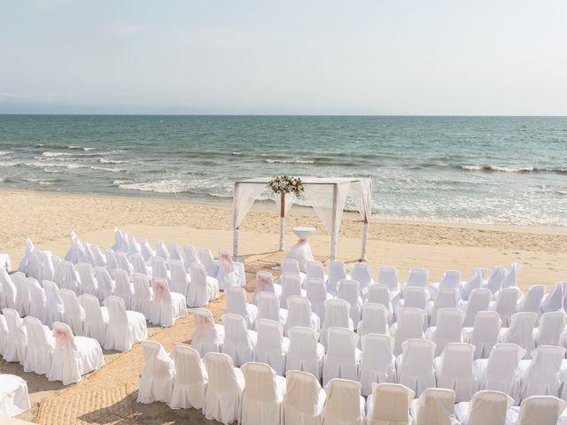 La boda de Raúl y Carmen en Nuevo Vallarta, Nayarit 16