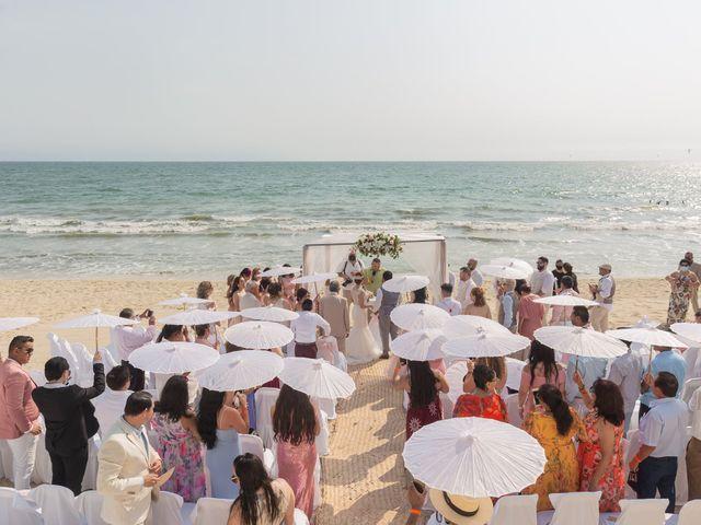 La boda de Raúl y Carmen en Nuevo Vallarta, Nayarit 17