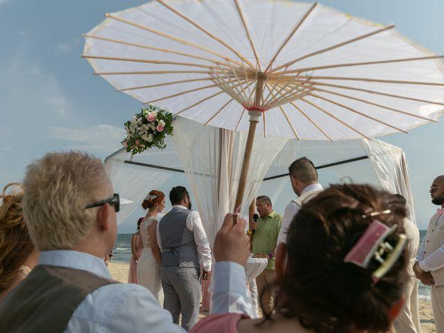 La boda de Raúl y Carmen en Nuevo Vallarta, Nayarit 18