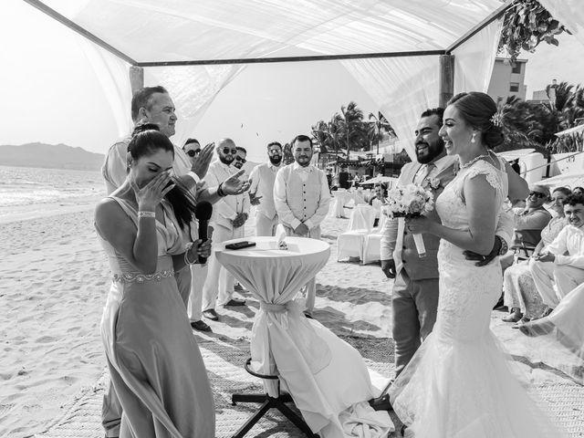 La boda de Raúl y Carmen en Nuevo Vallarta, Nayarit 20