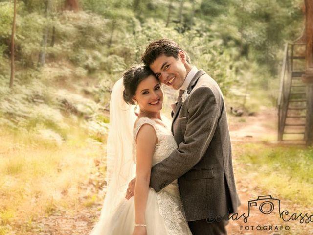 La boda de Cristina y Anthar