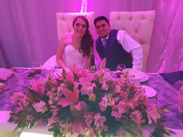 La boda de Cristina y Ernesto