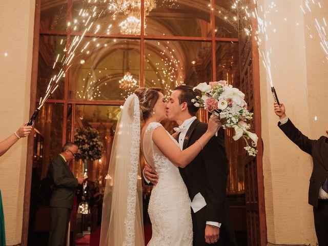 La boda de Magaly  y Ernesto Tito