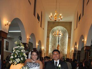 La boda de Cindy  y Josue  3