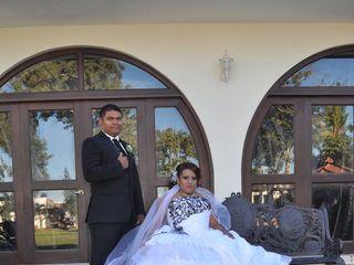 La boda de Cindy  y Josue