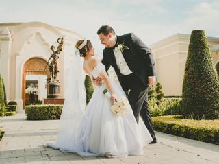 La boda de Valeria y David
