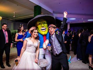 La boda de Gisell y Julio 1