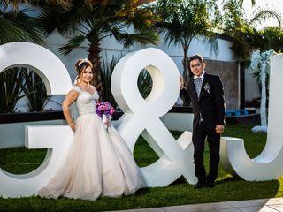 La boda de Gisell y Julio 3
