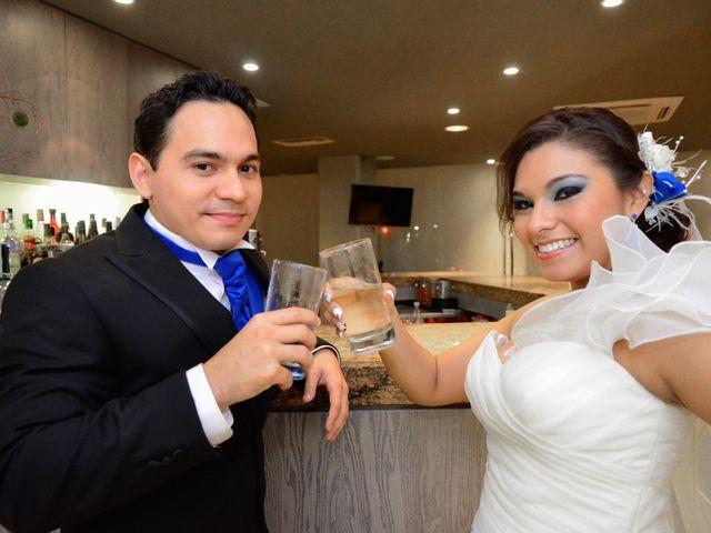 La boda de Zule y Alex