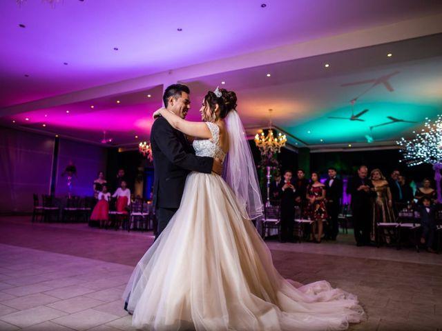 La boda de Gisell y Julio