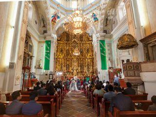 La boda de Tere y Didier 1