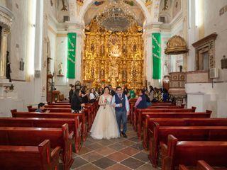 La boda de Tere y Didier 2