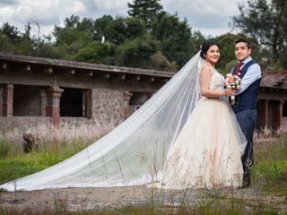 La boda de Tere y Didier