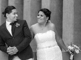La boda de Ani y José