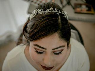 La boda de Nadia y Valde 1