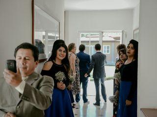 La boda de Nadia y Valde 2