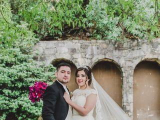 La boda de Liz y Juan